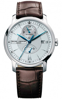Baume & Mercier Classima Executives Automatic GMT