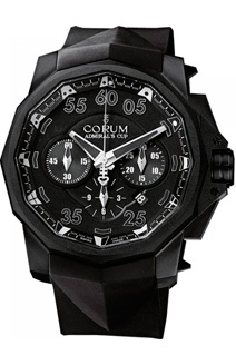 Corum Admirals Cup Black Hull LE999