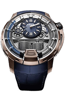 HYT H1 Titanium & Bronze Limited Edition 25